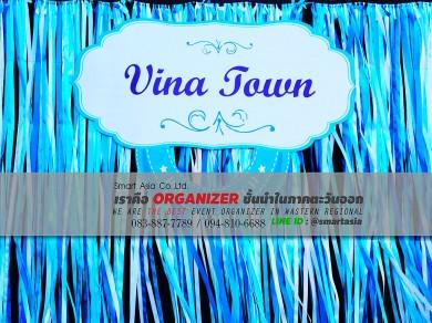 GRAND OPENING – VINA Town